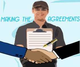 Making the Agreement