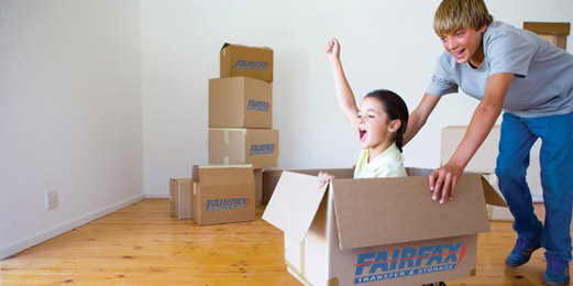 fairfax transfer and storage inc ratings