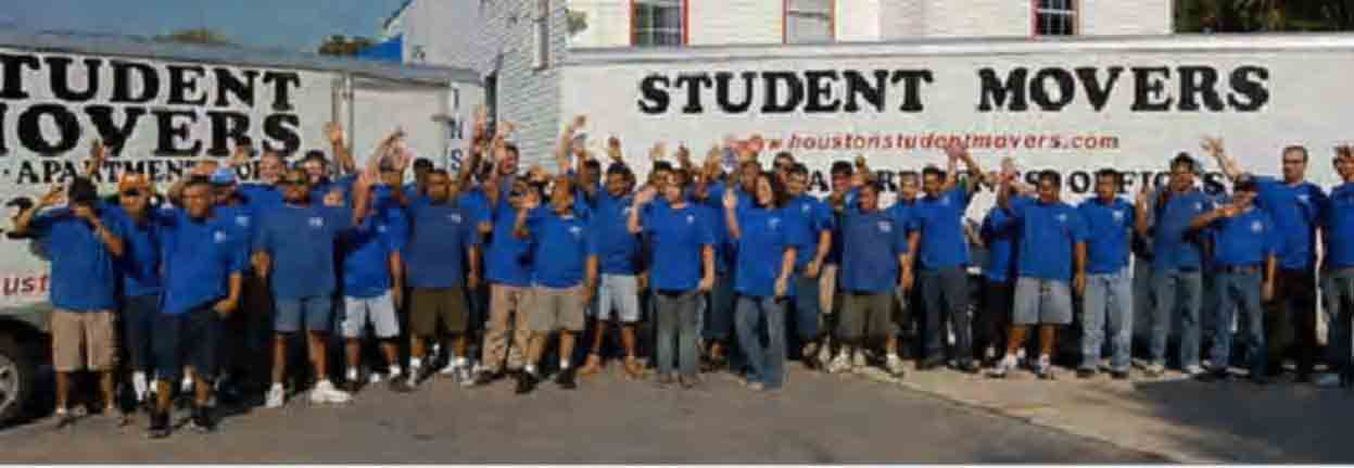 Houston Student Movers Reviews