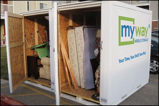 Myway Mobile Storage Ratings Reviews Grand Rapids Michigan