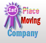 1st Place Moving Company LLC logo