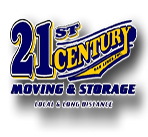 21st Century Moving & Storage logo