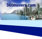 360 Movers logo