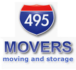 495 Movers Inc logo