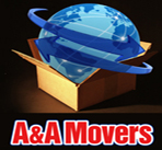 A A Movers logo