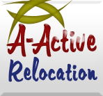 A-Active Relocation logo