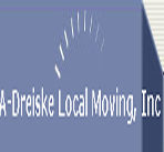 A-Dreiske Local Moving logo