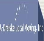 A-Dreiske Local Moving logo