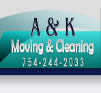 A-K-Moving-Cleaning logos
