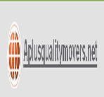 A Plus Quality Movers logo