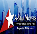 A-Star Movers logo