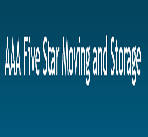 AAA Five Star Moving and Storage logo