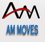 AM Moves logo