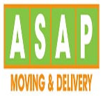 ASAP Moving & Delivery Services logo