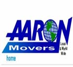 Aaron Movers logo