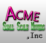 Acme Small Scale Movers, Inc logo