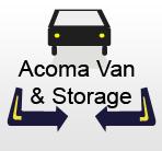 Acoma-Van-Storage logos