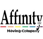 Affinity Moving Company logo