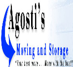 Agosti Moving & Storage logo