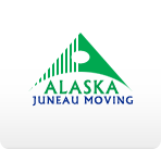Alaska Juneau Moving logo