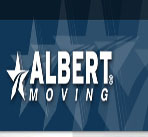 Albert-Moving-Storage logos