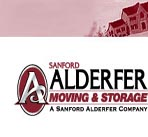 Alderfer Moving & Storage logo