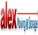 Alex Moving & Storage Co logo