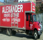 Alexander Movers and Storage logo