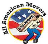 All-American-Movers-TX logos