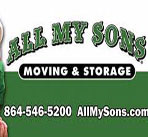 All My Sons Moving-Florida logo