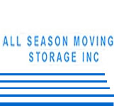 All Season Moving & Storage Inc logo