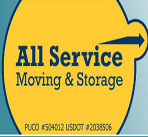 All Service Moving & Storage logo