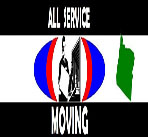 All Service Moving logo