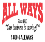 All Ways Moving & Storage logo