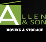 Allen & Son Moving and Storage logo