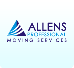 Allens Professional Moving Services logo