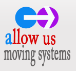 Allow Us Moving Systems logo