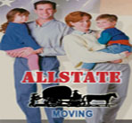 Allstate Moving logo