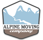 Alpine Moving Company logo