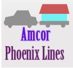 Amcor-Phoenix-Lines logos