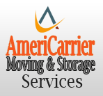 AmeriCarrier Moving & Storage Services logo
