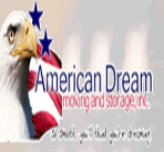 American Dream Moving & Storage Inc logo