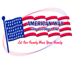 American Way Van & Storage logo