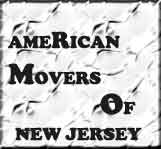 American Movers of New Jersey logo