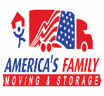 Americas Family Moving And Storage logo