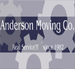Anderson Moving co logo