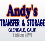 Andys Transfer & Storage logo