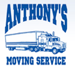 Anthonys Moving & Storage logo