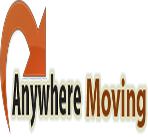 Anywhere Moving logo