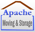 Apache Moving & Storage logo